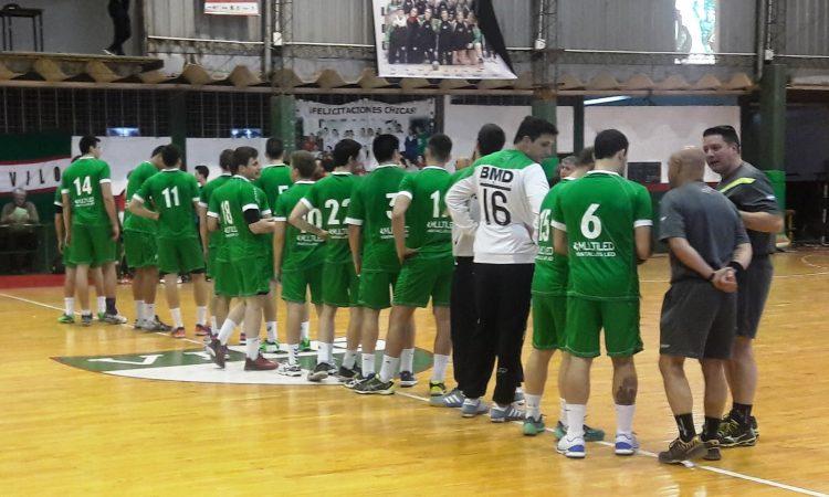 Resultados de handball del fin de semana