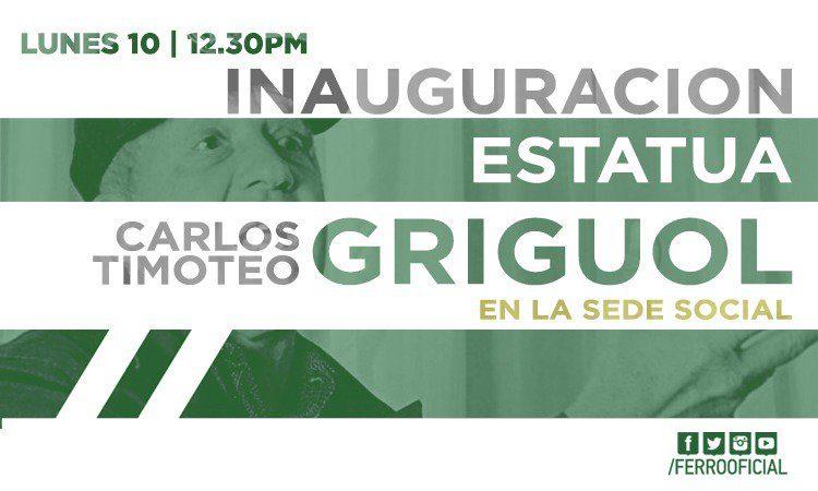 Homenaje a Griguol
