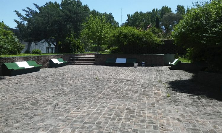 Jornada de pintura en Pontevedra