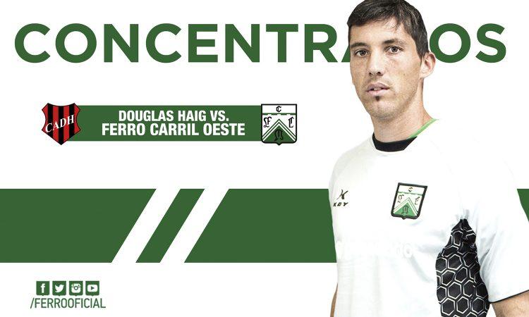 Concentrados ante Douglas