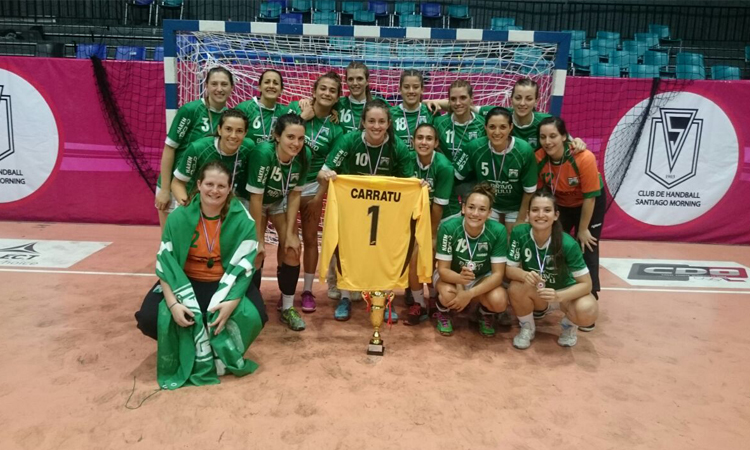 ¡Subcampeonas!