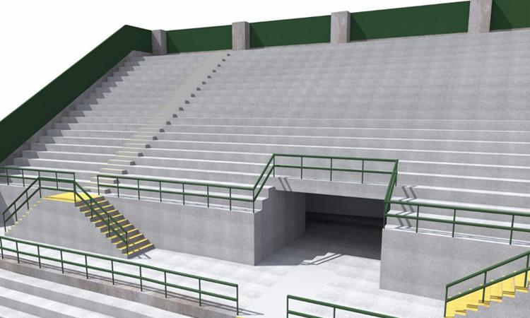 Nueva tribuna local