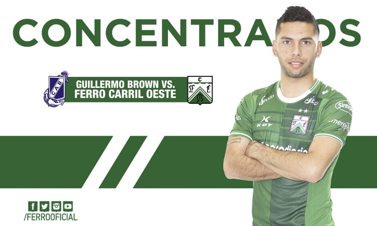 Concentrados ante Brown de Madryn