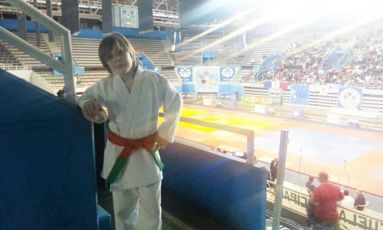 El mejor judoka del año