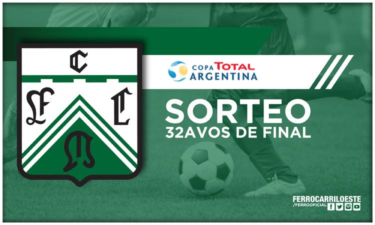 Sorteo de la Copa Argentina 2017
