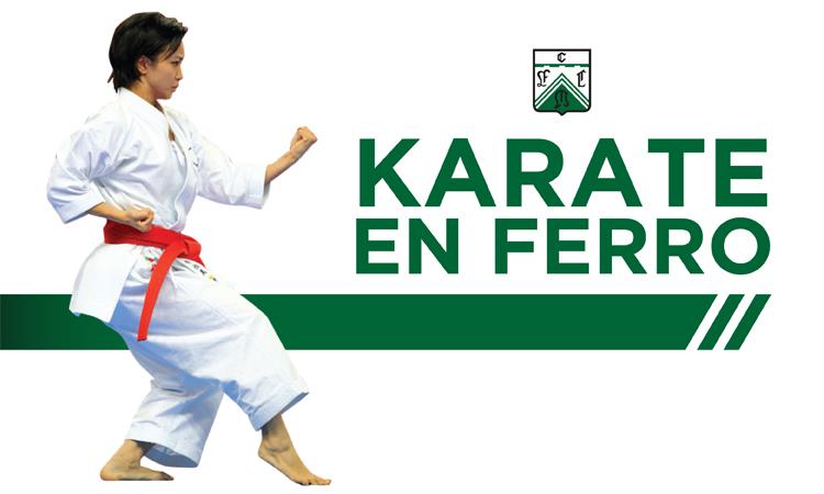 Practicá karate