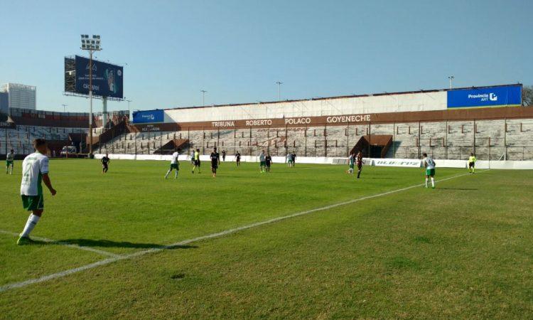 Gran victoria frente a Platense