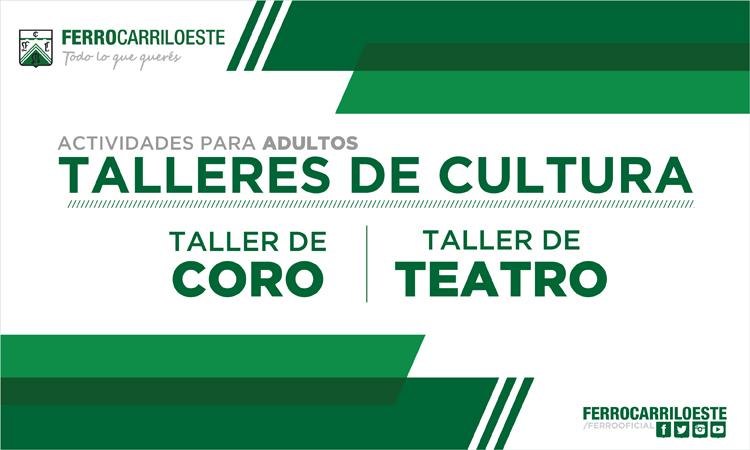 Talleres de Cultura