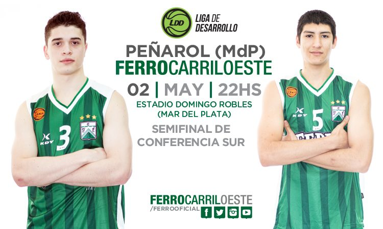 Ferro y Peñarol por un lugar en el Final Four