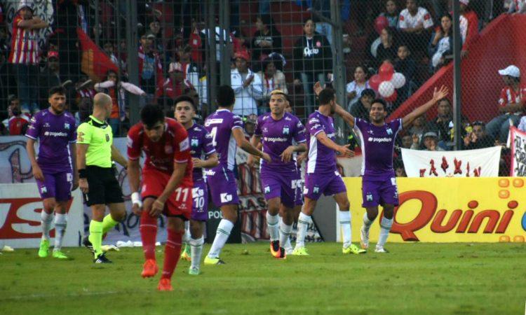 Gran victoria en Tucumán