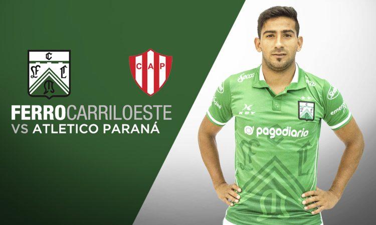 Recibe a Atlético Paraná