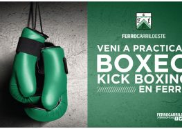 Boxeo y kick boxing