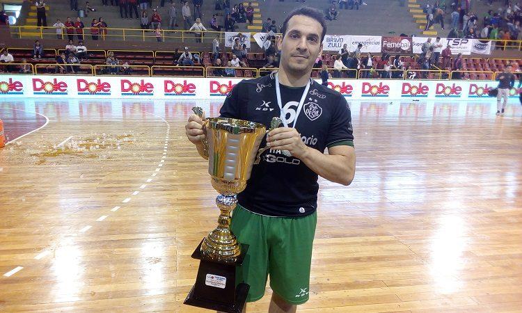 Ferro sub campeón nacional de handball