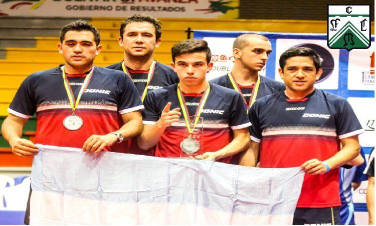 Bentancor subcampeón en el Panamericano
