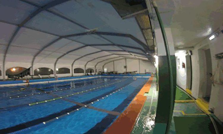 Reapertura del natatorio