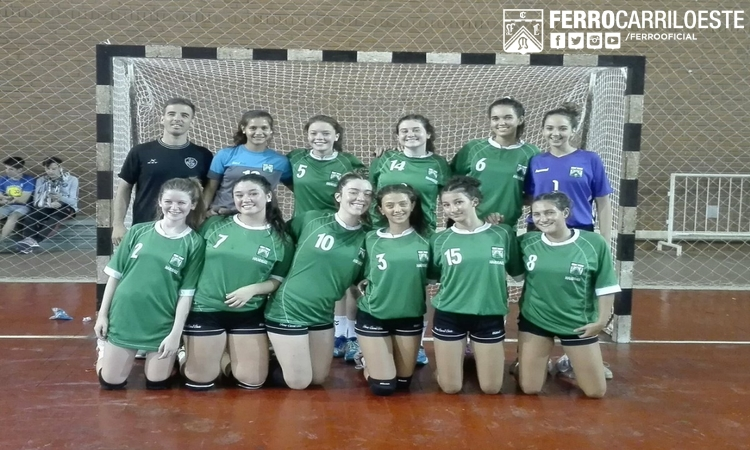 El finde del Handball