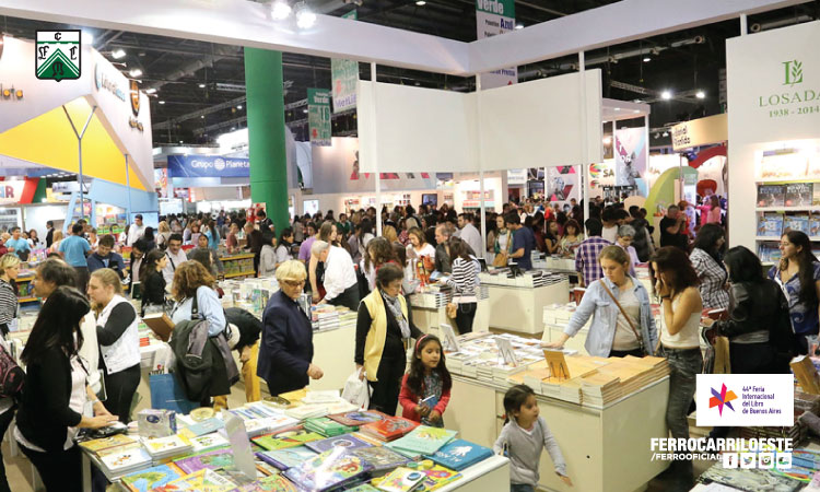 Invitación a la Feria del Libro