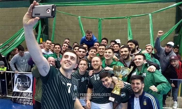 El festejo del campeón y más resultados