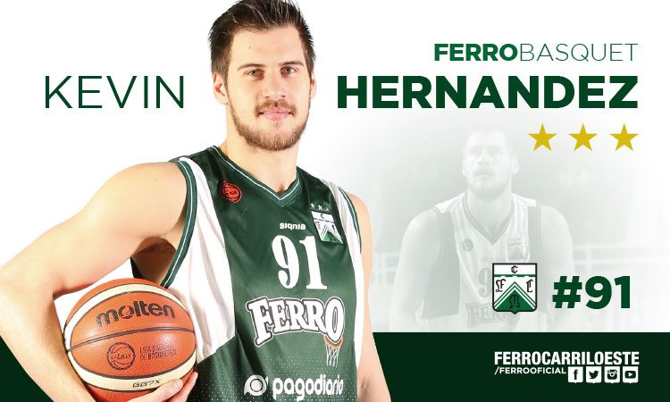Renovó Kevin Hernández