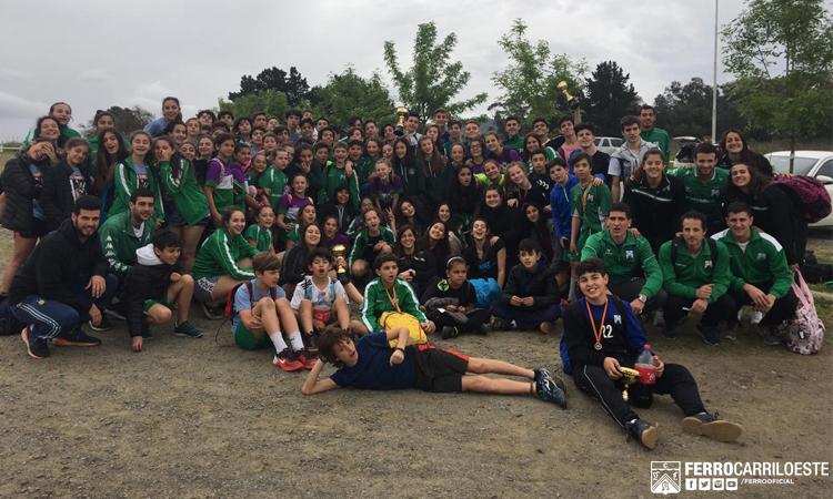 Gran experiencia en la Copa Tandil