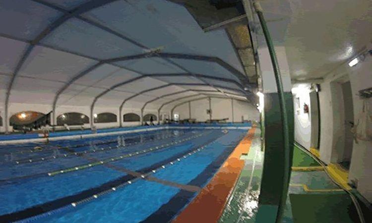 Temperatura del natatorio