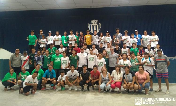 Una gran experiencia para el fútbol de Pontevedra