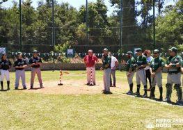 Nueva cancha de Béisbol