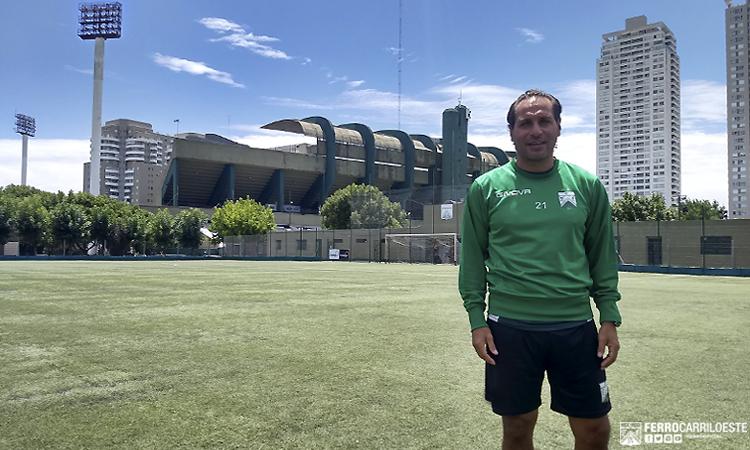 """Guiñazú: """"ver el crecimiento de los jugadores me genera orgullo"""""""