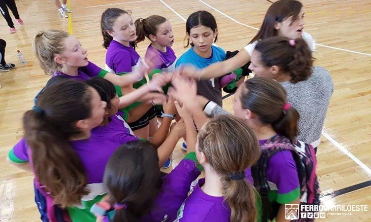 Todo el findel del handball