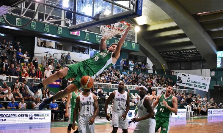 Triunfo ante San Lorenzo