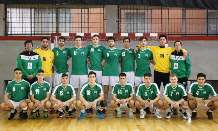 Campeones en el Nacional de Handball