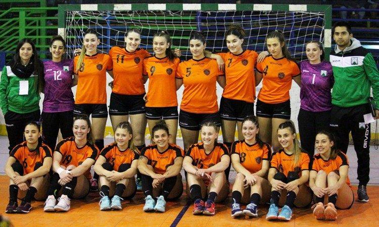 Ferro en el Nacional de Handball