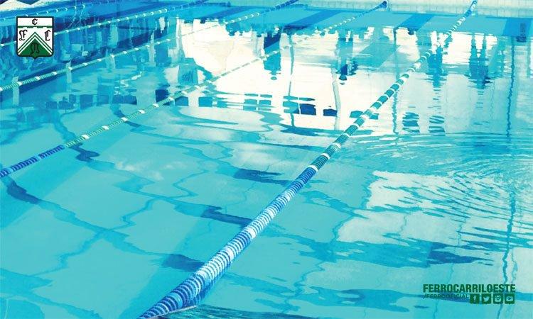 Aprovechá la temporada en el natatorio