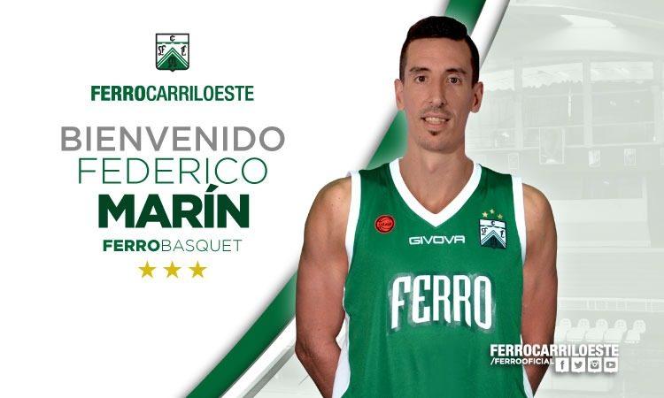 Laginestra suma a Federico Marín