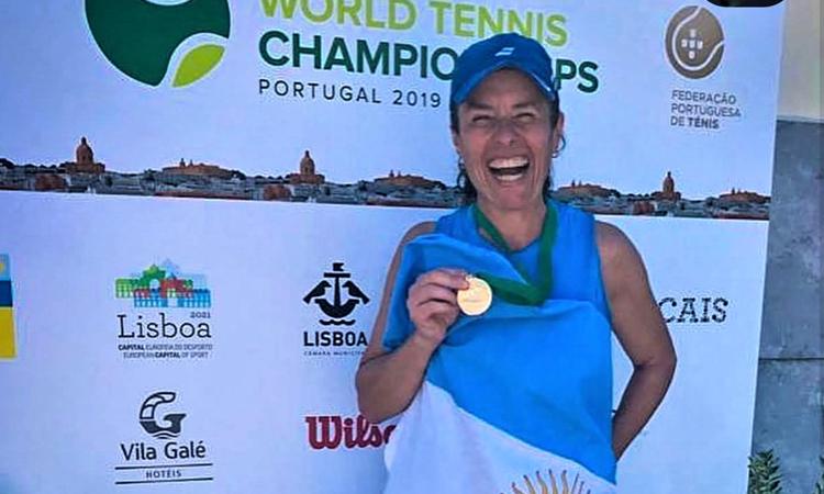 Campeona en Portugal
