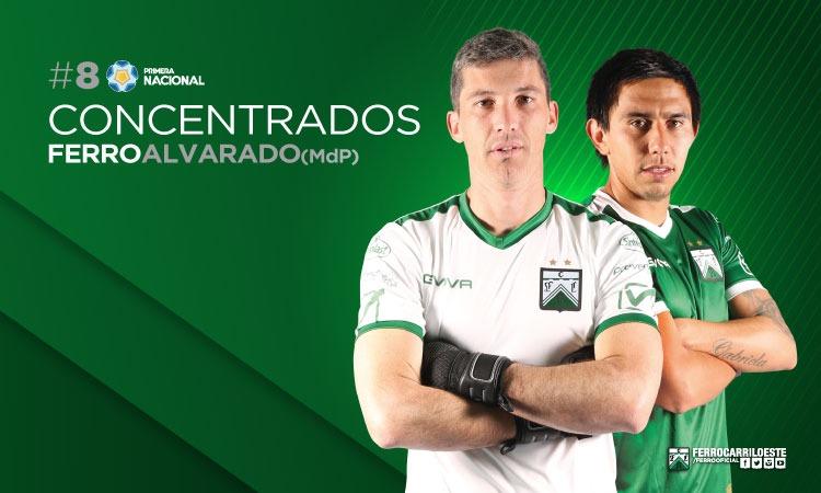 Los 19 ante Alvarado