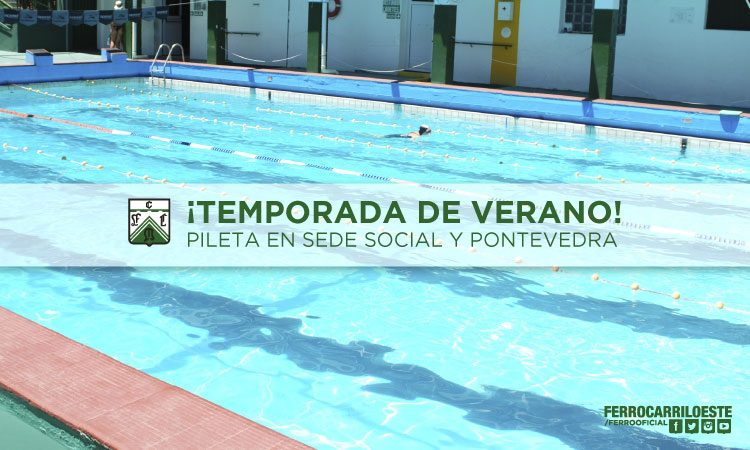 Horario de los natatorios