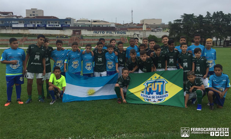 Gran experiencia en Brasil