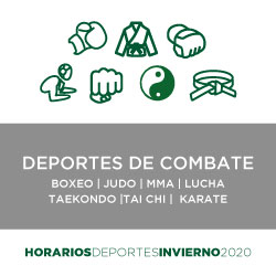 Deportes de Combate