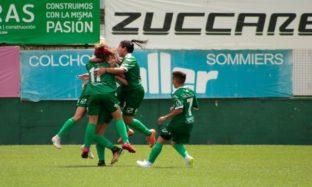 Pre inscripción de fútbol femenino