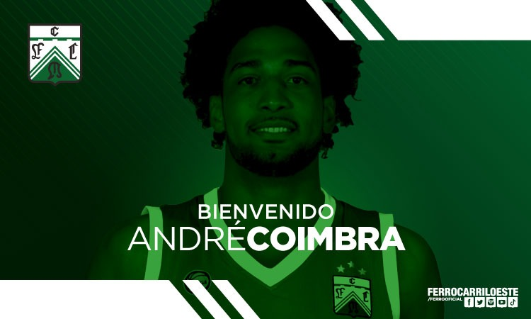 André Coimbra es nuevo refuerzo