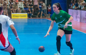 Victoria Crivelli, nominada para los SportBiz Awards Latam 2020