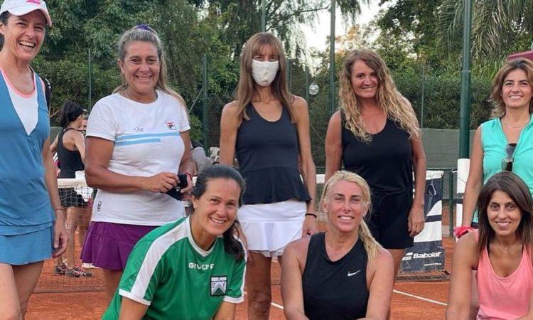 Tenis: Ferro Campeón en categoría Damas+35 años