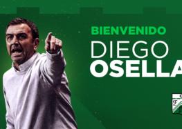 Diego Osella, nuevo entrenador de fútbol profesional