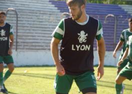 """Germán Rivero: """"Ojalá pueda ser el goleador del equipo"""""""