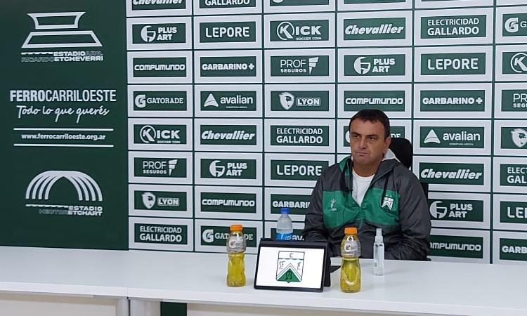 """Diego Osella: """"Hay que seguir edificando en base a triunfos"""""""