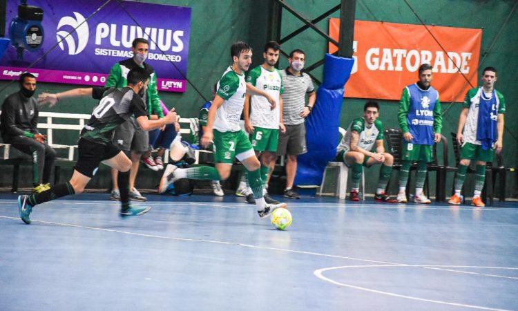 Finde dispar para el Futsal