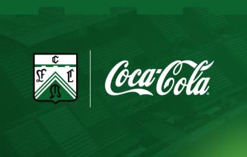 Coca-Cola, nuevo sponsor de Ferro