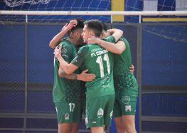 Del vóley líder al gran debut del futsal: buen finde para el Poli