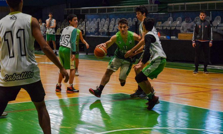 El básquet volvió a la acción